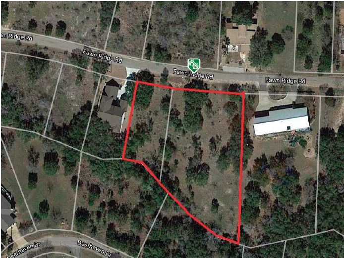 Deerhaven Lots For Sale – Fawn Ridge Road
